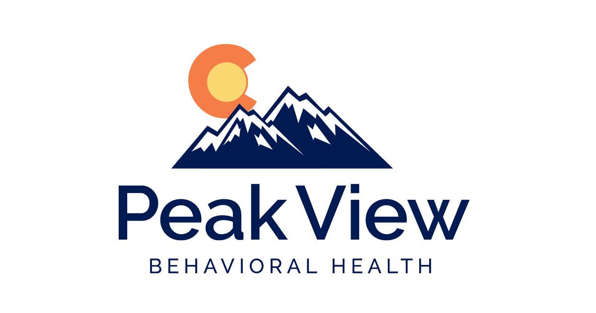 Peak View Behavioral Health Logo